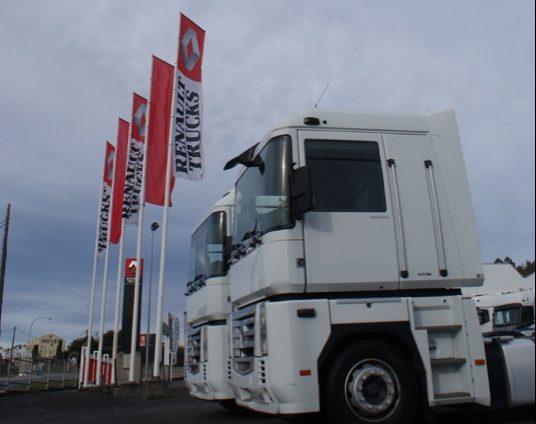 Grupo Manuel Rey - Renault Trucks
